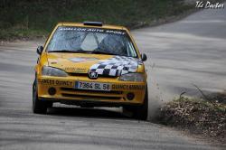 - Rallye de Franche comté 2012