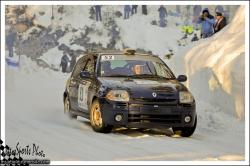 ronde jura 2013 CACHOD Sebastien JACQUES Laurent Clio RS