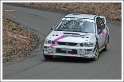 Franche comte 13 n°3 GEHIN Pascal et Karine Subaru Impreza