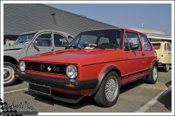 "Volkswagen GOLF I GTI ""Rabbit"""
