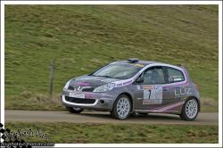 Rivière Drugeon n°7 BRUNERO Julien LIECHTY Martial Renault Clio