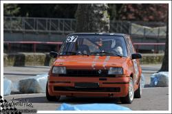 Slalom des deux ponts n° 57 LOCATELLI Sebastien R5 GT Turbo