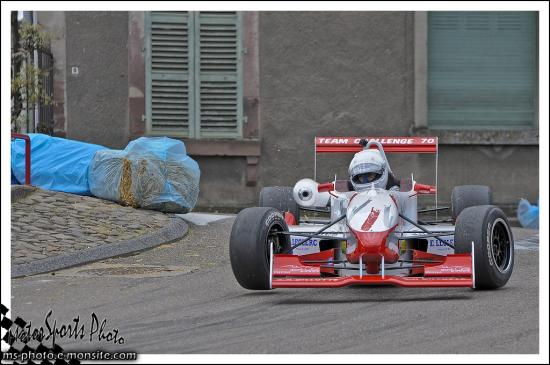 Slalom des deux Ponts n°1 MOREL Olivier Dallara F399
