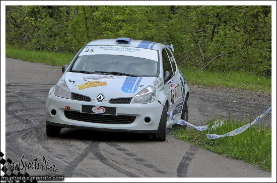 Dijon 2013 ARTON CHRISTOPHE / VERPEAUX LAURA CLIO RS