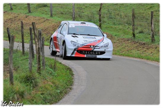 DSC_6138 Rallye du pays de Montbéliard 2012