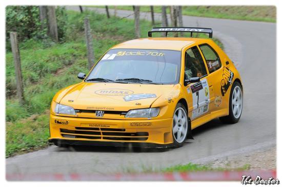 DSC_6155 Rallye du pays de Montbéliard 2012