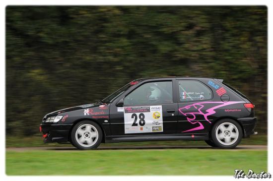 DSC_6208 Rallye du pays de Montbéliard 2012