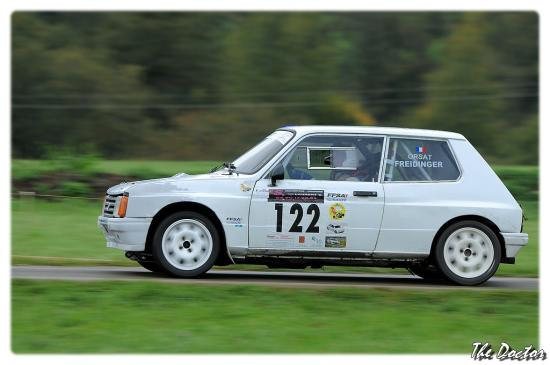 DSC_6422 Rallye du pays de Montbéliard 2012