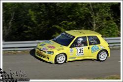 Vuillafans 2013 - n° 135 ERMANN Luc Peugeot 106 Maxi