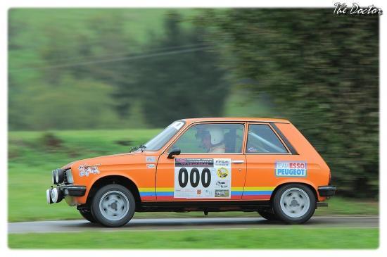 DSC_6526 Rallye du pays de Montbéliard 2012