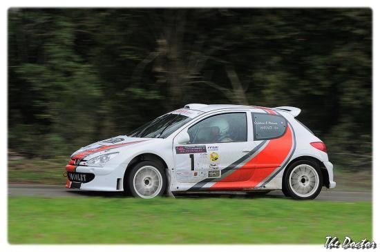 DSC_6544 Rallye du pays de Montbéliard 2012