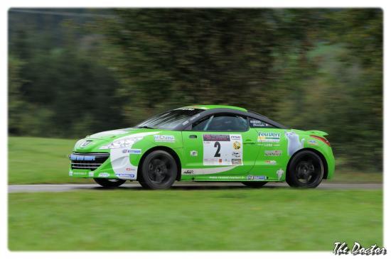DSC_6553 Rallye du pays de Montbéliard 2012