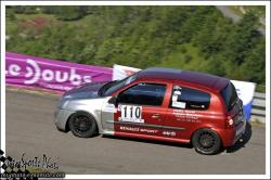 Vuillafans 2013 - n°110 PINEL David Renault Clio Cup 2