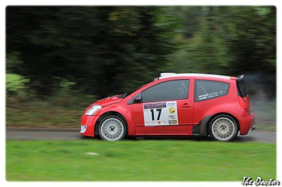 DSC_6607 Rallye du pays de Montbéliard 2012