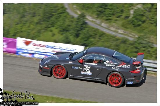 Vuillafans 2013 - n°55 SCHMITTER Christian Porsche 997 GT RS