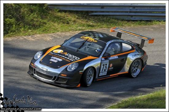 Vuillafans 2013 73 SANTARELLI Frédéric Porsche 997 Cup