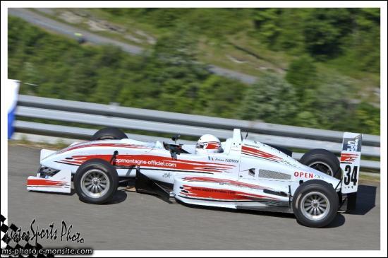 Vuillafans 2013 - n°34 DEBARRE Jérôme Dallara F302 Opel Spiess