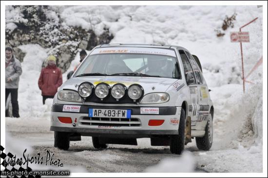 Ronde 2012  n°32 BENIER Thomas PRASSR Cedric SAXO T4