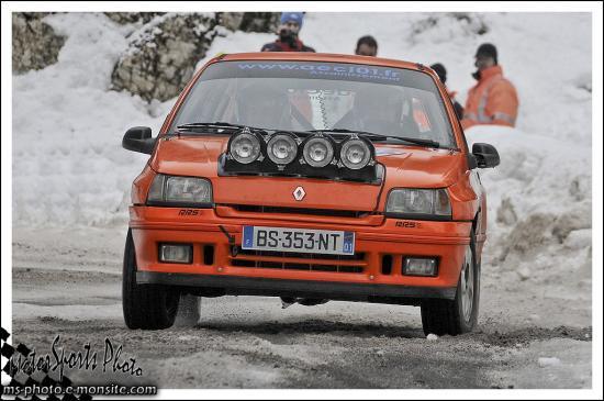 ronde 2012 n°47 CARTIER Denis DURANCEAU Guillaume CLIO 16S