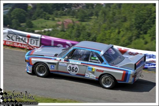 Vuillafans 2013 - n°360 GIBOULET Patrick BMW 30 CSL