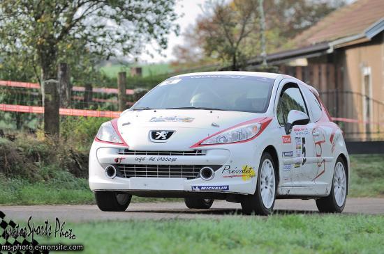 DSC_7171 Rallye de Haute saône 2012