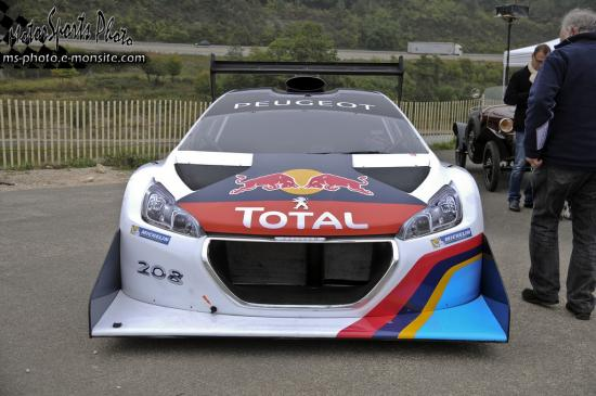 Peugeot 208 Turbo 16 Pïke's Peak