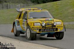 Peugeot 205 Turbo 16  Grand Raid