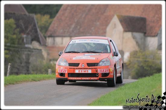 DSC_7751 Rallye de Haute saône 2012