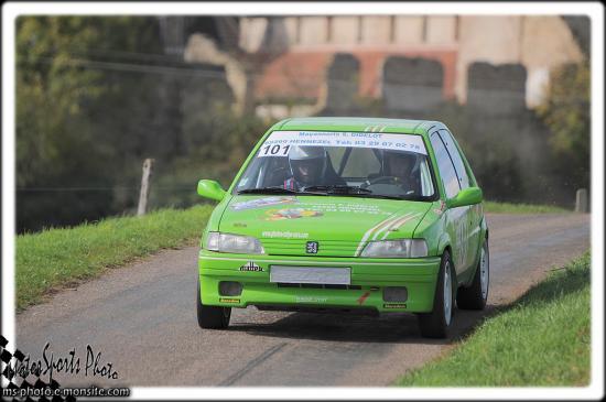DSC_7852 Rallye de Haute saône 2012