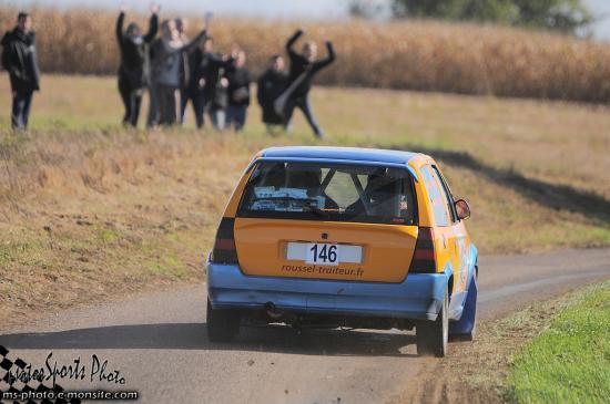 DSC_7955  Rallye de Haute saône 2012