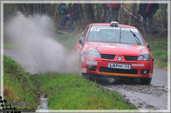 vallée de l'ognon 2012 n°57 GILLET Romain BRESSON François Clio