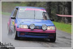 vallée de l'ognon 2012 n°100 LIGEY Arnaud MARGUIER Valentin 205 Rallye