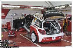 Monte carlo 2013 HIRVONEN Mikko LEHTINEN Jarmo DS3 WRC