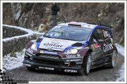 Monte-Carlo 2013 NOVIKOV Evgeny MINOR Ilka FIESTA WRC