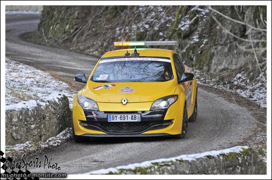 monte carlo 2013 Ouvreur 0 Megane RS TROPHY
