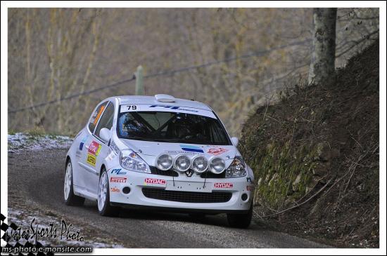 monte carlo 2013 BLANC Marco MOMETTI Roberto Clio R3