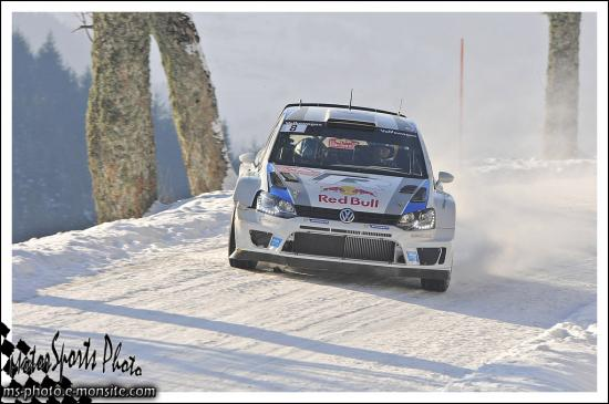 Monte-Carlo 2013 OGIER Sébastien INGRASSIA Julien POLO WRC