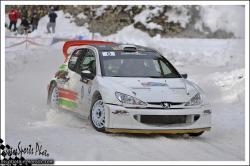 Ronde Jura 2013 LETHIER Francois RENUCCI Jacques Julien 206 WRC