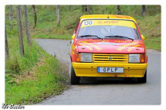 samba n 130 Rallye du pays de Montbéliard 2012